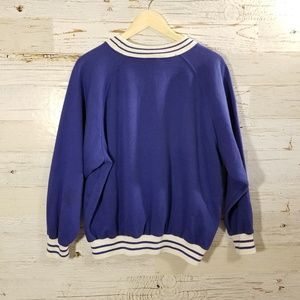 Woodward vintage blue sweatshirt
